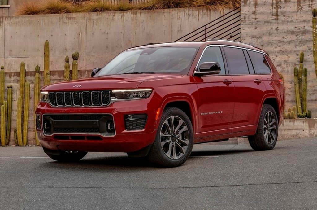 What's New in the Jeepster and Grand Cherokee?