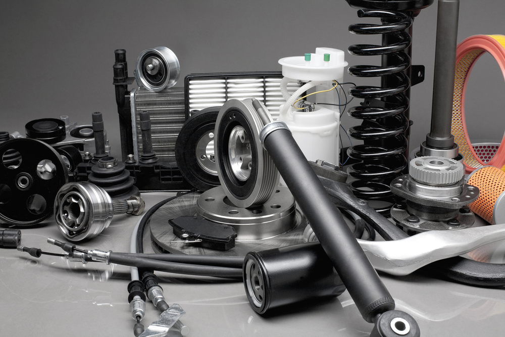 A Guide to Car Parts