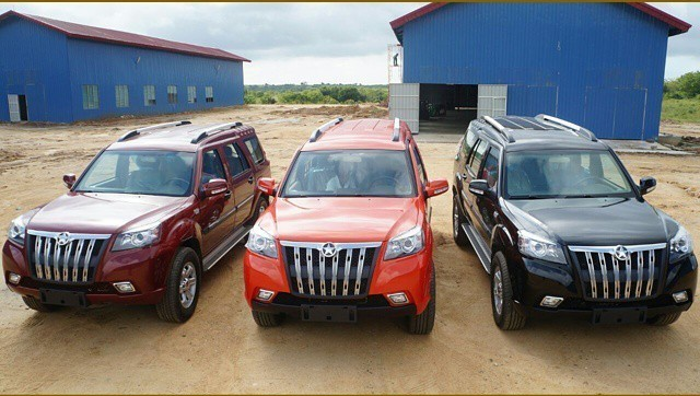 Auto Vehicles in East Africa