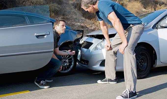 Auto Insurance and the At-Fault Driver