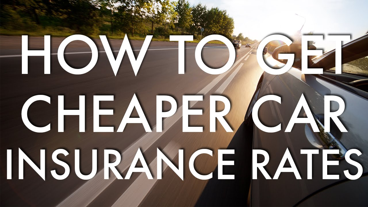 Tips To Getting Cheaper Auto Insurance In PA